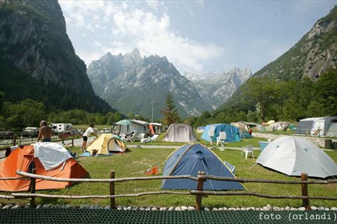 Camping Sasso Remenno di Val Masino (SO) | Campeggi, Camper